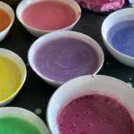 Fondant färben - Tipps und Technik